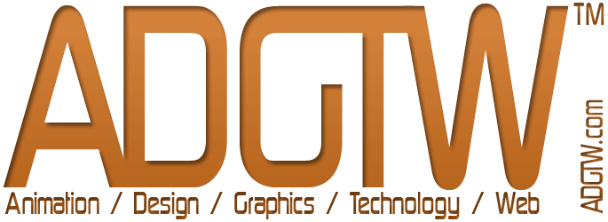 Animation. Design. Graphics. Technology. Web.